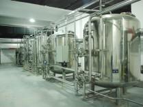 科星水处理开发符合新GMP·FDA准则制药纯化水处理系统