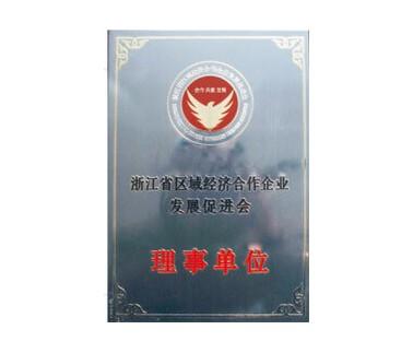 浙江省区域经济合作企业发展促进会理事单位